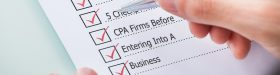 5 Checkpoints for CPA Firms Before Entering Into A Business Partnership