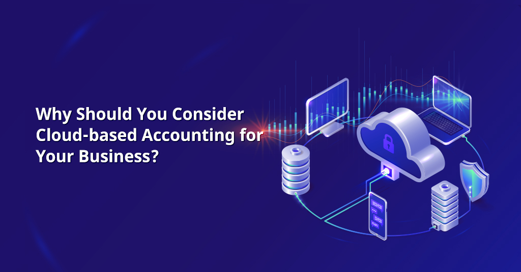 Cloud based Accounting for your business