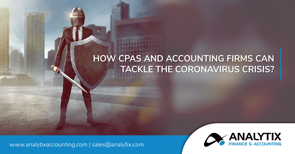 How CPAs and Accounting Firms Can Tackle the Coronavirus Crisis