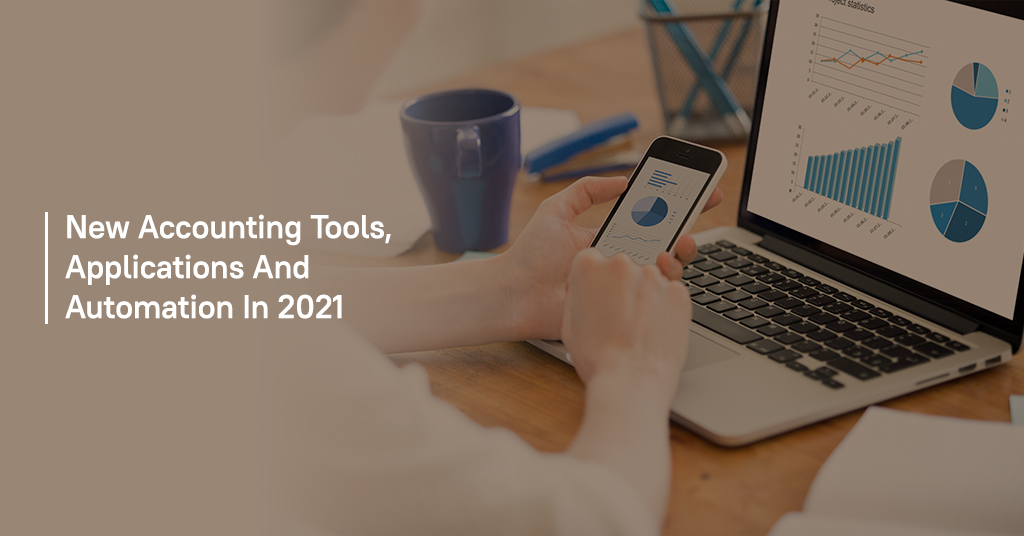New accounting tools and technology
