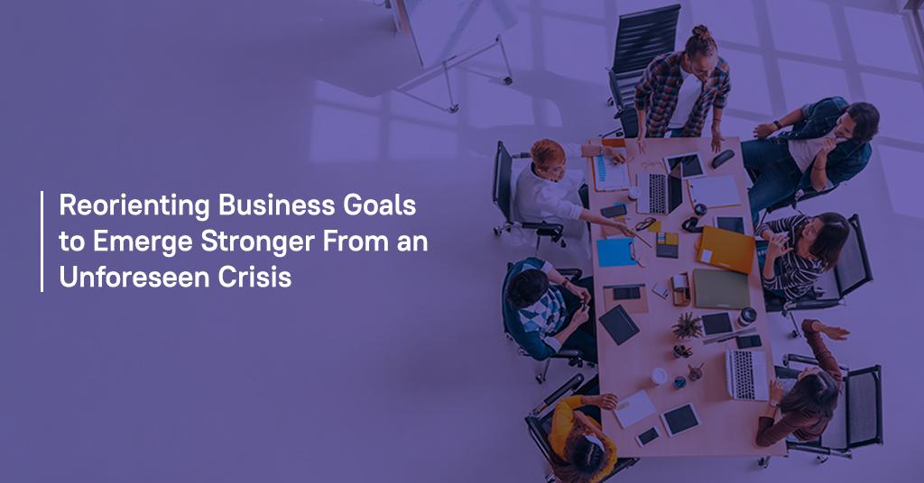 Reorienting Business Goals