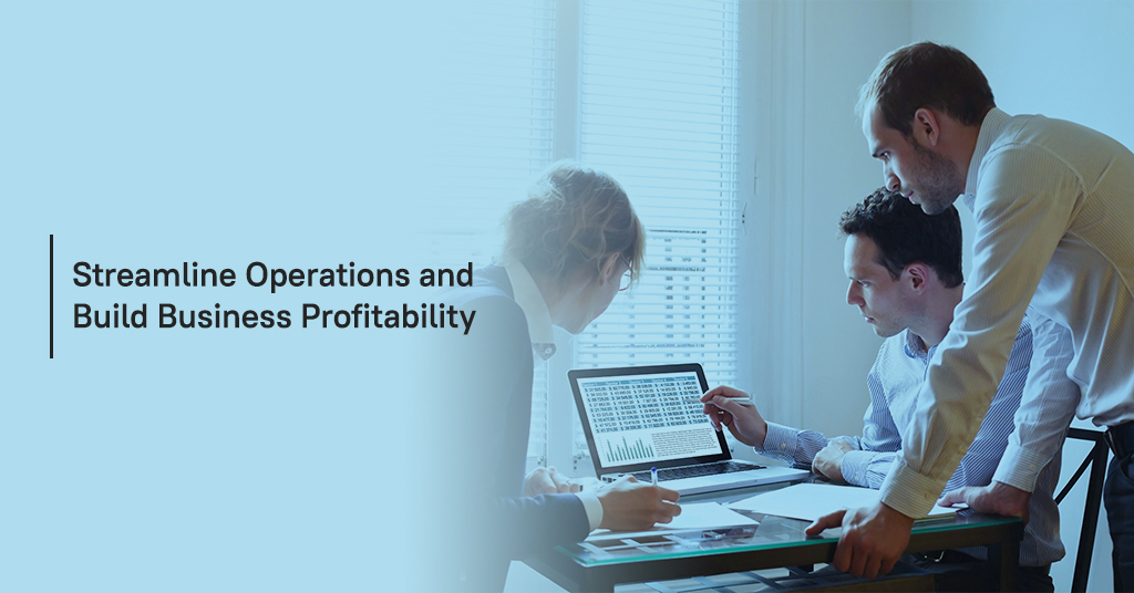 Streamline Operations and Business Profitability