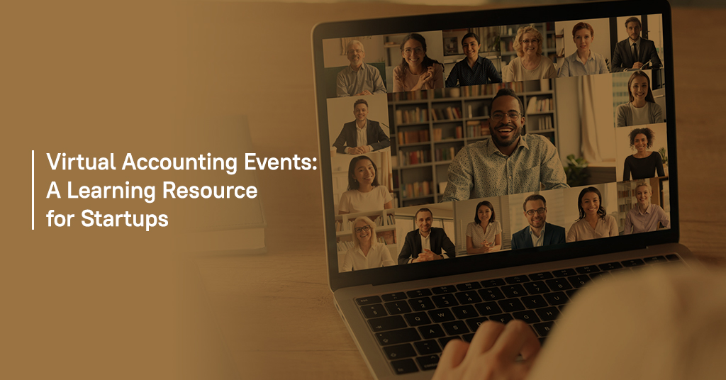 Virtual Accounting Events: A Learning Resource for Startups