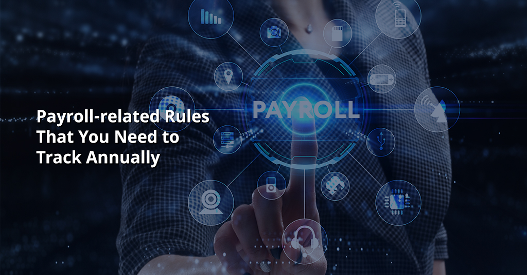 payroll related provisions